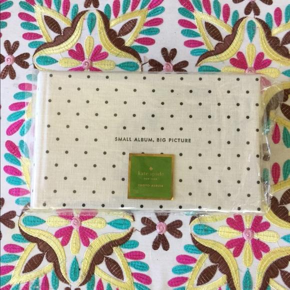 Kate Spade Accessories New Photo Album Baby Wedding Gift Nwt